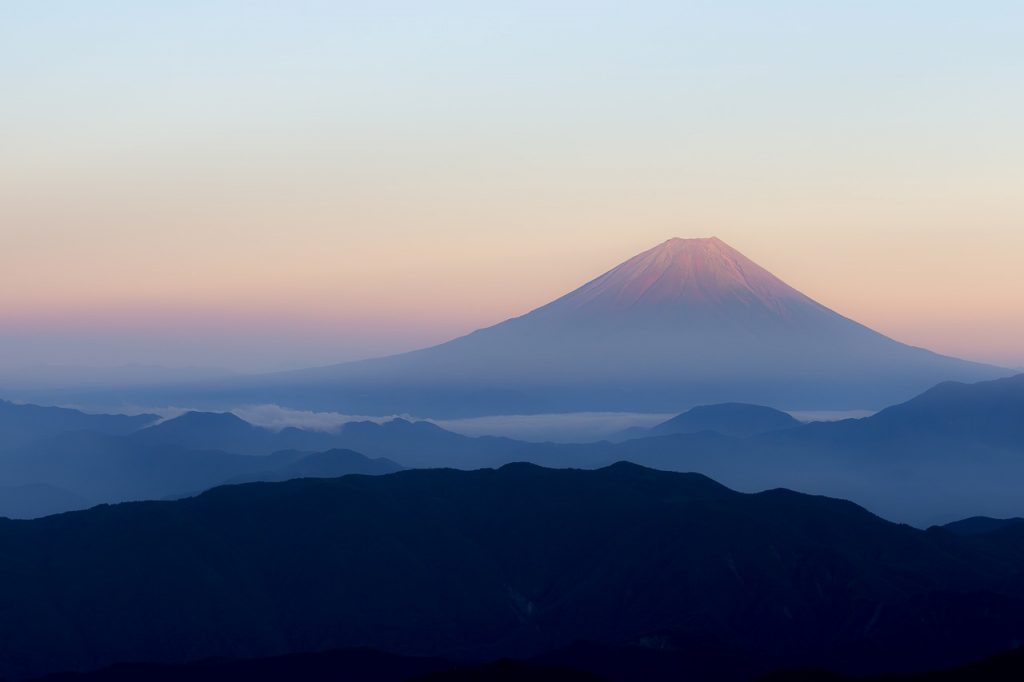 the 3rd best views of Mt. Fuji